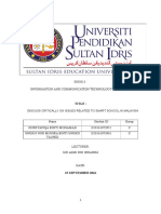 Report for Smart School