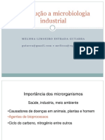 1- Introduçao a Microbiologia Industrial