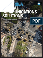 Critical Communications Solutions 2015 Brochure