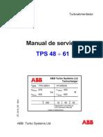 Страницы Из TPS 48-61 Operation MANUAL #791 (Espaniol)