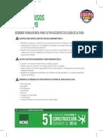 Dialogos de Seguridad(Accidentess de Empresa Constructora)