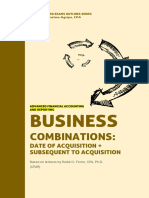 AFAR - Business Combination
