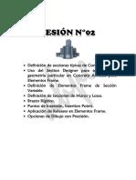 SESIÓN N°02