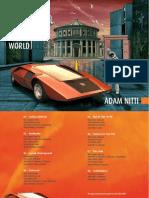 Adam Nitti - Not of This World Digital Booket