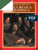 JWHill-La Musica Barroca