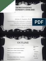 UNDERSTANDING ALZHEIMER DISEASE.ppt