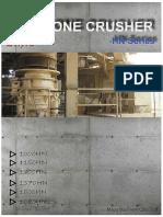 Cone Crusher Hydraumatic Nitrogen Series