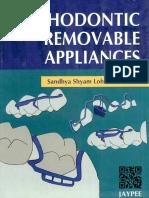 Orthodontic Removable Appliances - Talmale