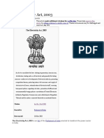 India Electricity Act 2003
