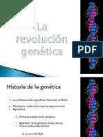 CMC. La revolución genética
