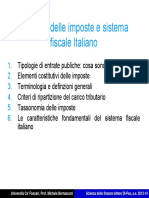 Scienza Delle Finanze - 3