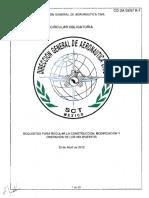 Direccion General de Aeronautica Civil CO DA-07 R-1