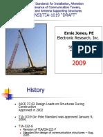 ANSI TIA 1019 Standard Instalasi Struktur
