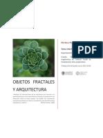 MARTÍNEZ - MAT-F0020. Objetos Fractales y Arquitectura