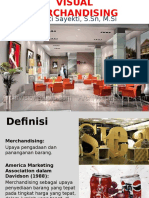 Konsep Visual Merchandising