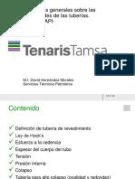 Tenaris Tamsa - Conceptos Generales Sobre Las Propiedades de Las Tuberias - Normas API
