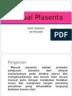 Manual Plasenta Kia