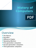 history of computers final  1