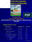 Rain Water Recharging-GS Dhillon