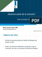 PMI - Taller de Riesgos 092012 v2_0.pdf