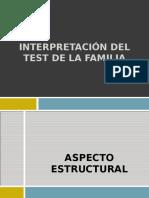 Calificación e Interpretación Familia