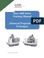 Haas Advanced Programming Techniques Mills