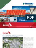 Skinco Catalogo Superboard 2015