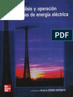 Análisis y Operación de Sistemas de Energía Eléctrica
