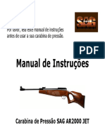 Manual Sag Ar2000