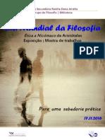 Dia Mundial Da Filosofia