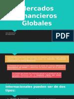 Mercados Financieros Globales
