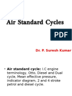 10. Air Standard Cycles