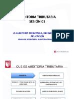 Ppt_ Ucv_sesion 01 Auditoria Tributaria