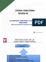 Ppt_ Ucv_sesion 02 Auditoria Tributaria