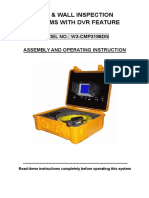 WITSON+User+Manual+of+Inspection+Camera+System+W3-CMP3188DN
