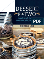 Dessert for Two Christina Lane PDF