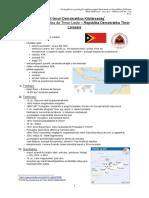 11.3 Kelet Timori Demokratikus Köztársaság