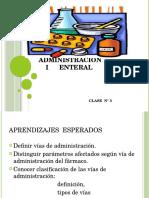 Ad. Enteral Cl.3