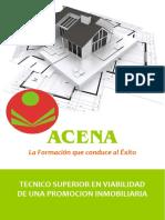 Técnico Viabilidad Promocion Inmobiliaria