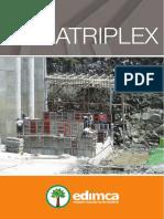 Catalogos Duratriplex