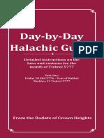 Sichos In English: Volume 28 - Tishrei-MarCheshvan, 5746
