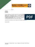Carta Trabajador Social