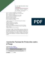 Asociación Nacional de Protección Contra El Fuego
