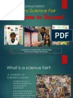 science fair ppt - updated