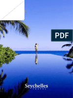 Seychelles Travel Brochure