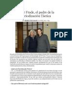Vitor Frade Entrevista