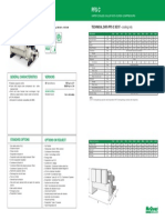 McQuay PFS C Data Sheet Eng (1)