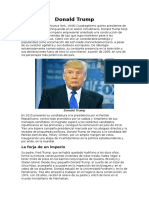 Donaltd Trump