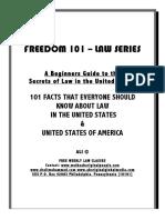 FREEDOM 101 Beginners