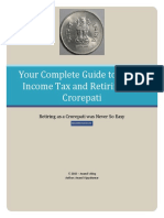 Your Complete Guide to Indian Income Tax and Retiring as a Crorepati - 2nd Edition